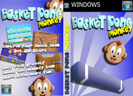 Basket Pong Monkey Image