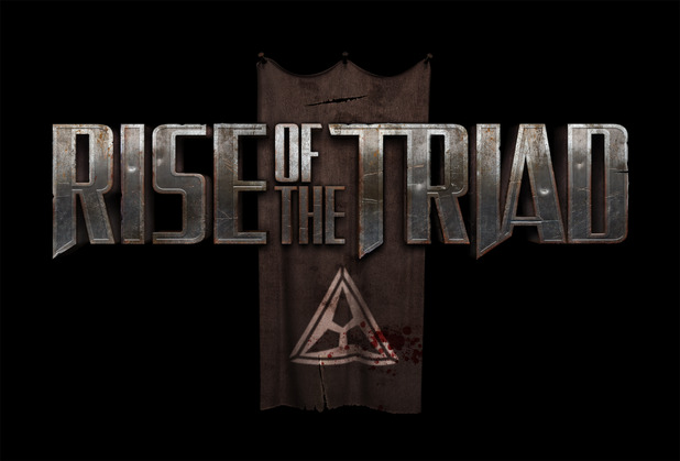 Rise of the Triad Logo - 1115322