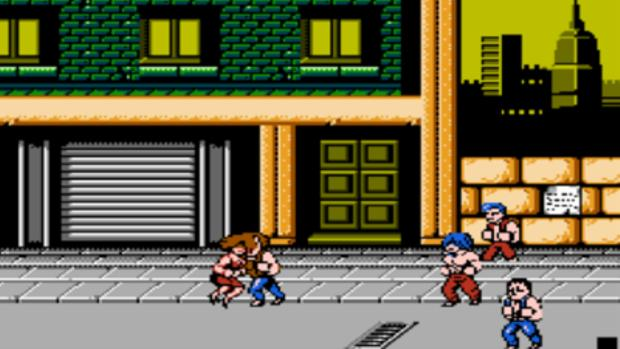 Double Dragon - NES - 1