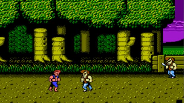 Double Dragon - NES - 3