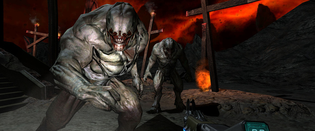 Doom 3 BFG Edition - Feature
