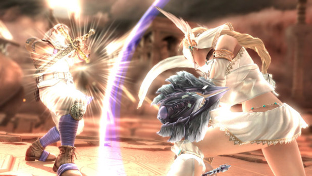 Soulcalibur V Screenshot - SoulCalibur V