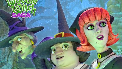 Bubble Witch Saga Screenshot - 1115542