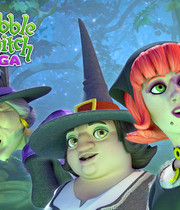 Bubble Witch Saga Boxart