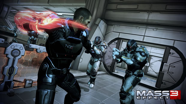 Mass Effect 3 for Wii U