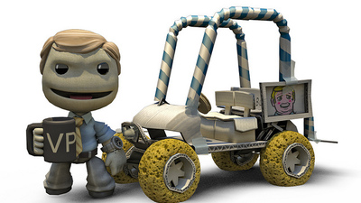 LittleBigPlanet Karting Screenshot - 1115683