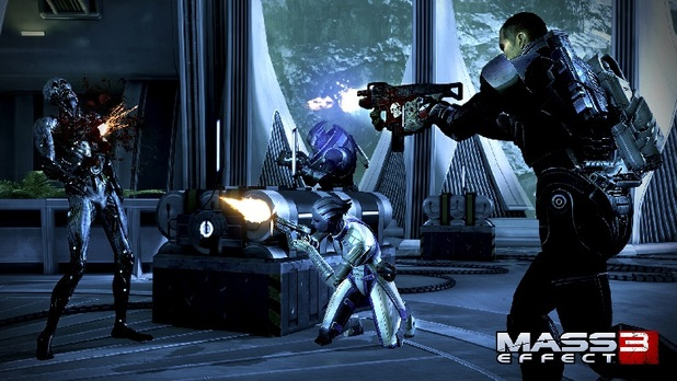 Mass Effect 3 Screenshot - 1115693