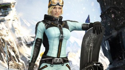 SSX Screenshot - SSX