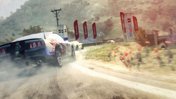 Grid 2 - Drifting