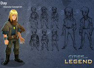 Cities of Legend Image