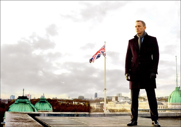 skyfall daniel craig