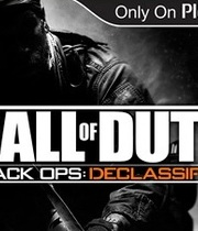 Call of Duty: Black Ops Declassified Boxart