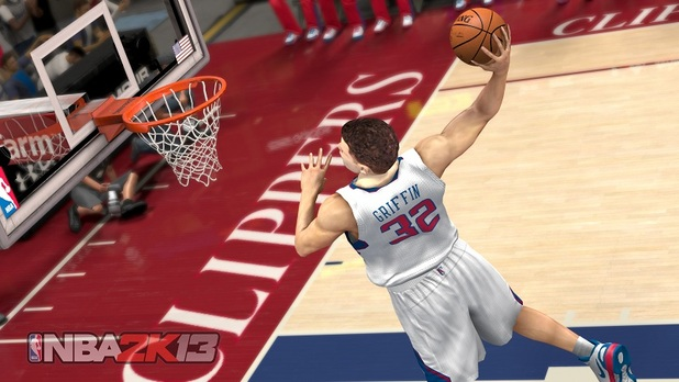 NBA 2K13 Screenshot - 1116107