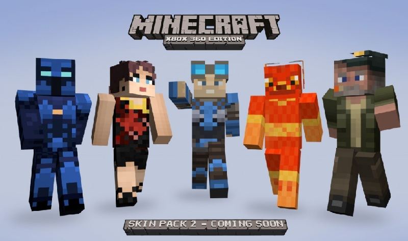 Play Minecraft with friends on Xbox Live