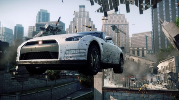 Need for Speed Most Wanted (Criterion) Screenshot - 1116135