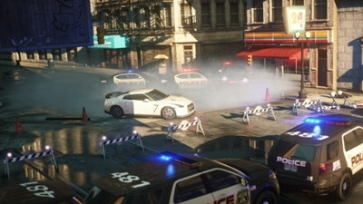 Need for Speed Most Wanted (Criterion) Screenshot - 1116137