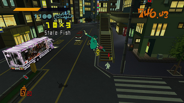 Jet Set Radio Screenshot - 1116167