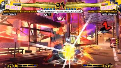 Persona 4 Arena Screenshot - 1116170