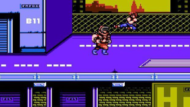 Double Dragon 2 - NES - 1