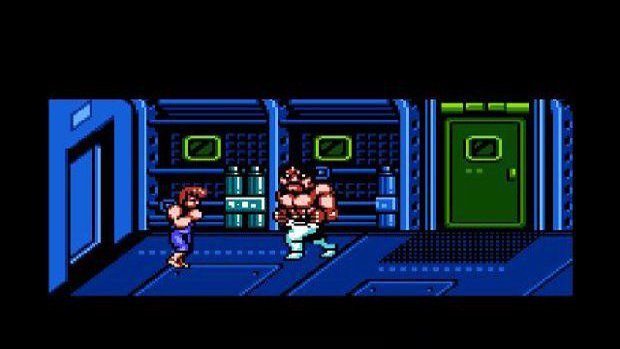 Double Dragon 2 - NES - 3