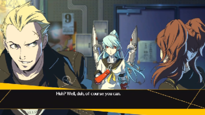 Persona 4 Arena Screenshot - 1116183