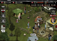 The Walking Dead Social Game Image