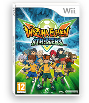 Inazuma Eleven Strikers Boxart