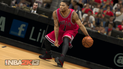 NBA 2K13 Screenshot - 1116271