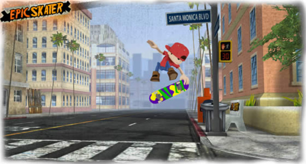 Epic Skater Image