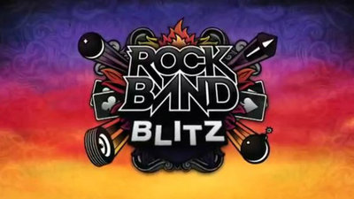 Rock Band Blitz Screenshot - 1116365