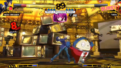 Persona 4 Arena Screenshot - 1116400