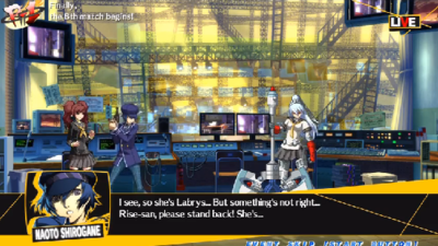 Persona 4 Arena Screenshot - 1116448