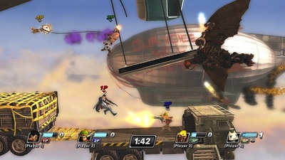 PlayStation All-Stars Battle Royale Screenshot - 1116522
