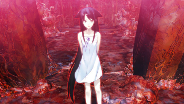 Saya no Uta is a chilling and macabre story.