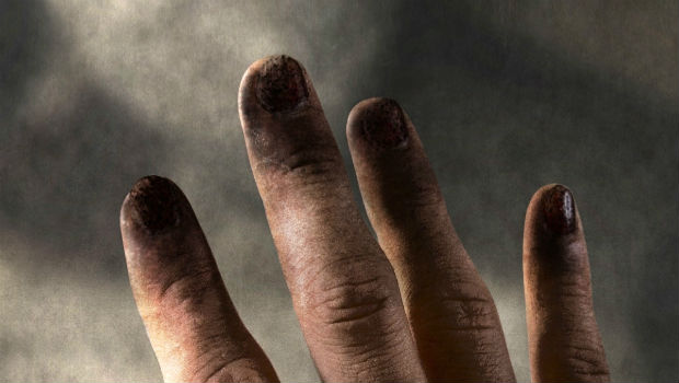 Yeah, even fingernails can be scary.