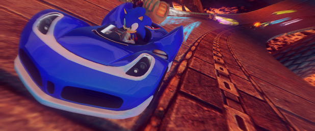 Sonic & All-Stars Racing Transformed - Feature