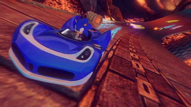 Sonic & All-Stars Racing Transformed Screenshot - 1116778