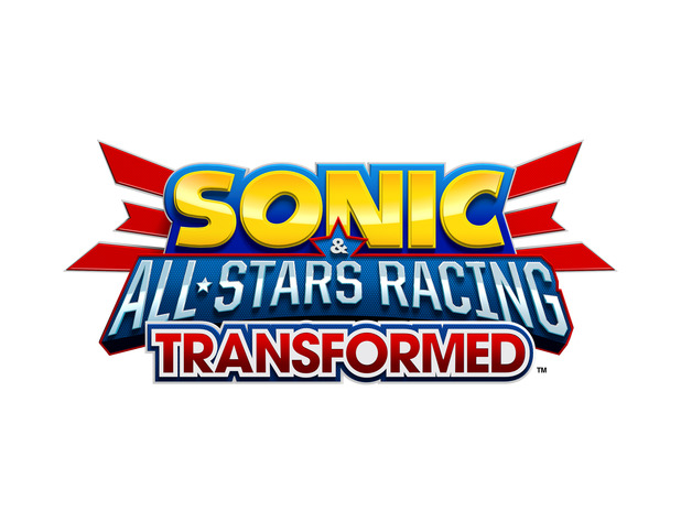 Sonic & All-Stars Racing Transformed Logo - 1116797