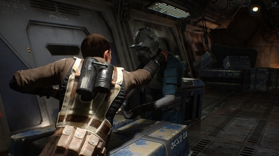 Star Wars 1313 Screenshot - 1116820
