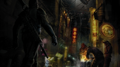 Star Wars 1313 Artwork - 1116840