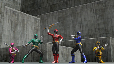 Power Rangers Super Samurai Screenshot - 1116895