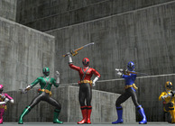 Power Rangers Super Samurai Image