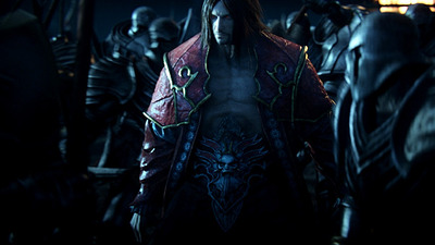 Castlevania: Lords of Shadow 2 Screenshot - CLoS2