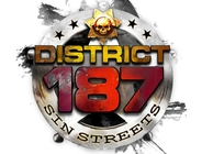 District 187: Sin Streets Image