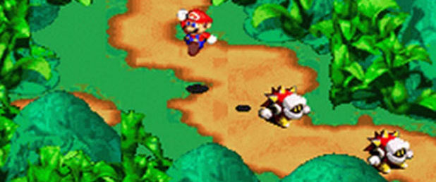 Super Mario RPG: Legend of the Seven Stars - Feature