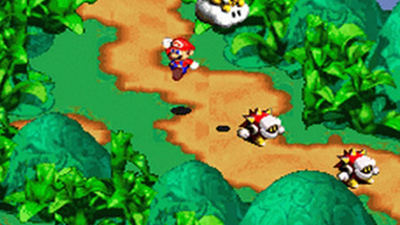 Super Mario RPG: Legend of the Seven Stars Screenshot - 1117195