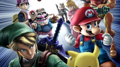 Super Smash Bros. for 3DS / Wii U Screenshot - 1117264