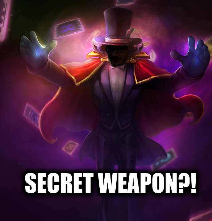 Secret Weapon TF