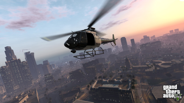 Grand Theft Auto V Screenshot - 1117380