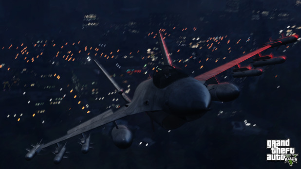 Grand Theft Auto V Screenshot - 1117382